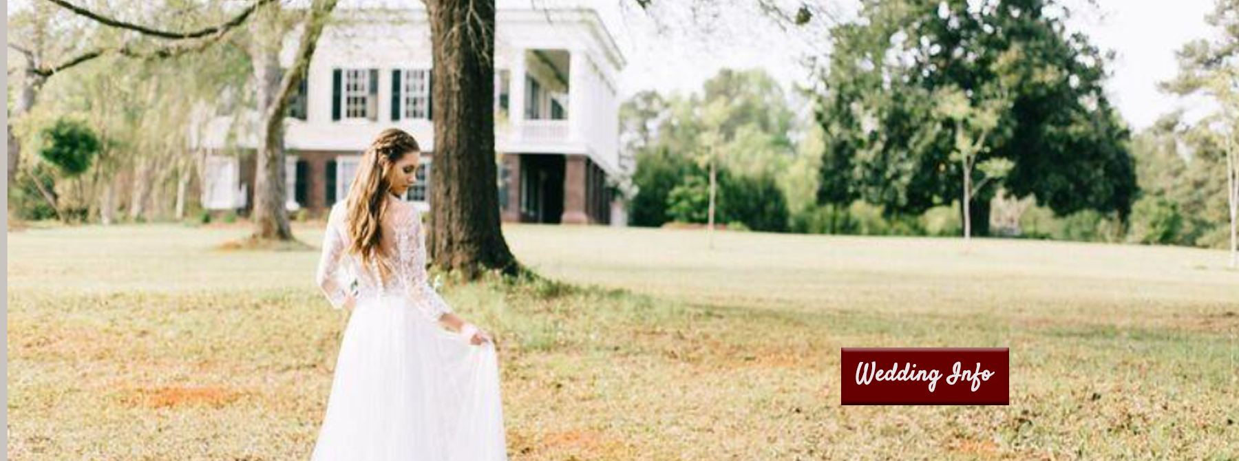 Wedding at Glen Mary Plantation